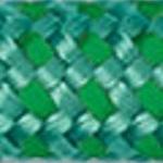 Rope Corda 10_T5977 Turchese/Verde
