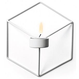 POV Candleholder W_Weiß