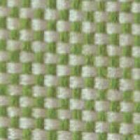 Sunbrella Grün & Weiß
