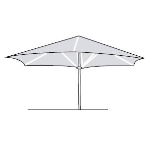 Basic 270 Hexagonal_270 cm