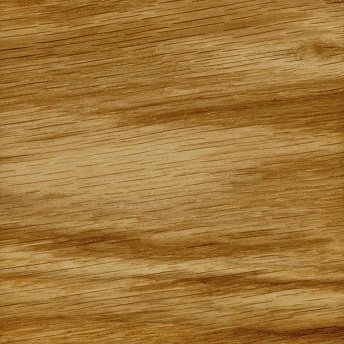 Oil treated oak
