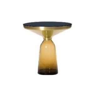 Bell Side_Brass/Amber orange