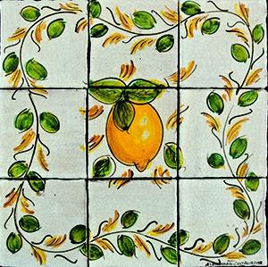 Cod.35 _Caltagirone - Limoni