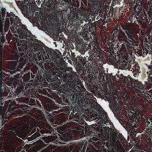 Glossy Rosso Rubino Marble
