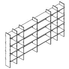 FNP X 6_200,2 x 21 x H 103,2 cm