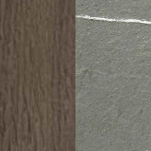 Abonos oak / Grigio oriente marble