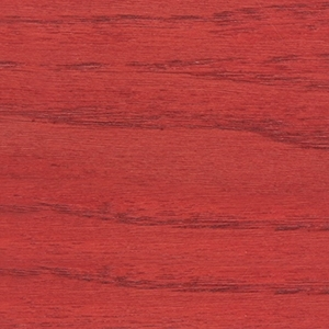 Ashwood stained red