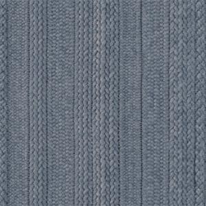 0832B_ Entrelacées polyoléfines bleu