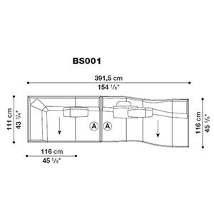 Bend-Sofa_ BS001