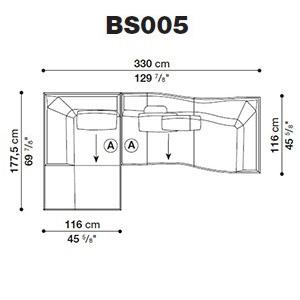 Bend-Sofa_ BS005