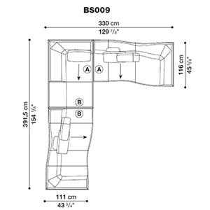 Bend-Sofa_ BS009