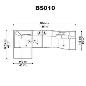 Bend-Sofa_ BS010