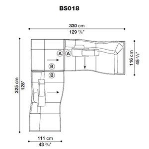Bend-Sofa_ BS018