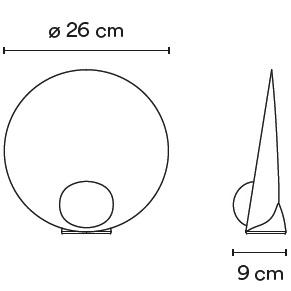 7400_ ø 26 cm x 9 cm