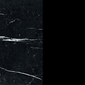 Nero Marquina Marmor / Schwarz