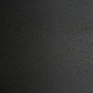 GFM69_ Acier peint graphite gaufré