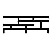Super_Position (C)_275 x 40 x H 96,2 cm
