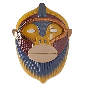 Kandti Mask A/22/M/93+40 Glossy barley, Glossy bordeaux and precious metals