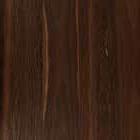 Heat-treated polished oak