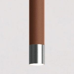 Marrone ossido- terminale in nichel lucido nero