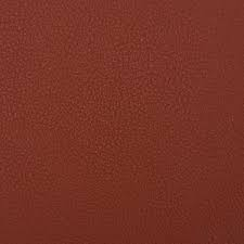 Maroon red leather