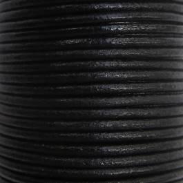 Seil aus Schwarz Sattelleder