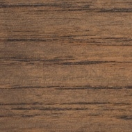 Black oiled American white oak