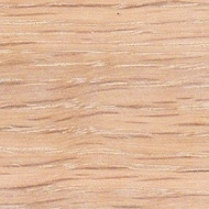 White oiled American white oak