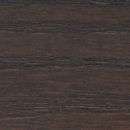Brown stained European ash