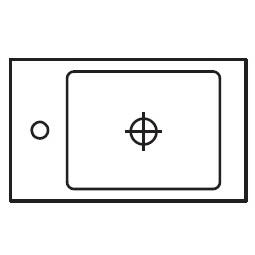 Mini Square_L 551 DX
