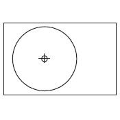 Round_70 x 45 x H 10 cm (LC 471 SX)