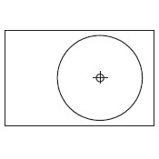 Round_70 x 45 x H 10 cm (LC 471 DX)