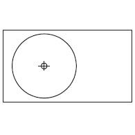 Round_80 x 45 x H 10 cm (LC 481 SX)