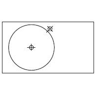 Round_80 x 45 x H 10 cm (LC 581 SX)