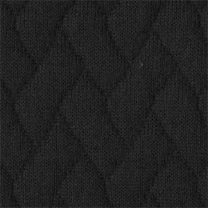 Group 14 - Dedar® tricot tressage nero