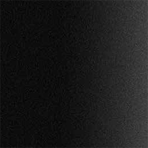 601 black matt textured