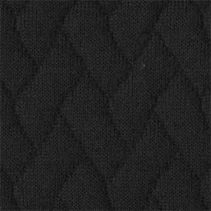 Group 14 - Dedar® tricot tressage nero