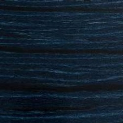 Blue stained recomposed Ebony (Glossy finish)