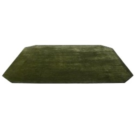 The Moor AP6_ green pine 240 x 240 cm