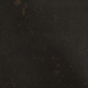 Black burnished steel