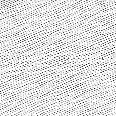 schwarze Punkte auf weiße Platte