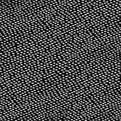 weiße Punkte auf schwarze Platte