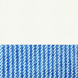 C107-110 White-Blue bicoloured