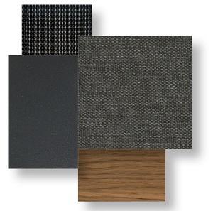 Alabama Graphite-Dark Grey