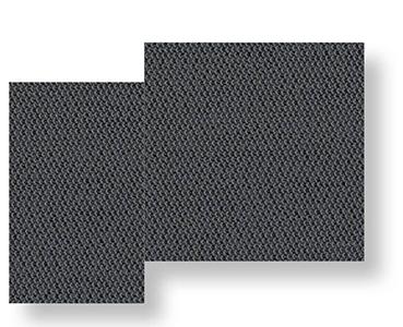 Cliff _ Fabric dark grey, d.grey cushion