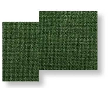 Cliff _ Fabric green, green cushion