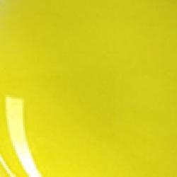Glossy yellow