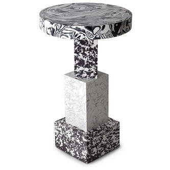 Swirl Table Tall