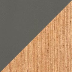 Warmgrey / Teak Naturale