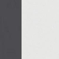 ME021 Grafite / Luce LVS682 Bianco